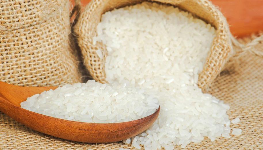 Hạt gạo tám Điện Biên trắng tinh thơm ngon