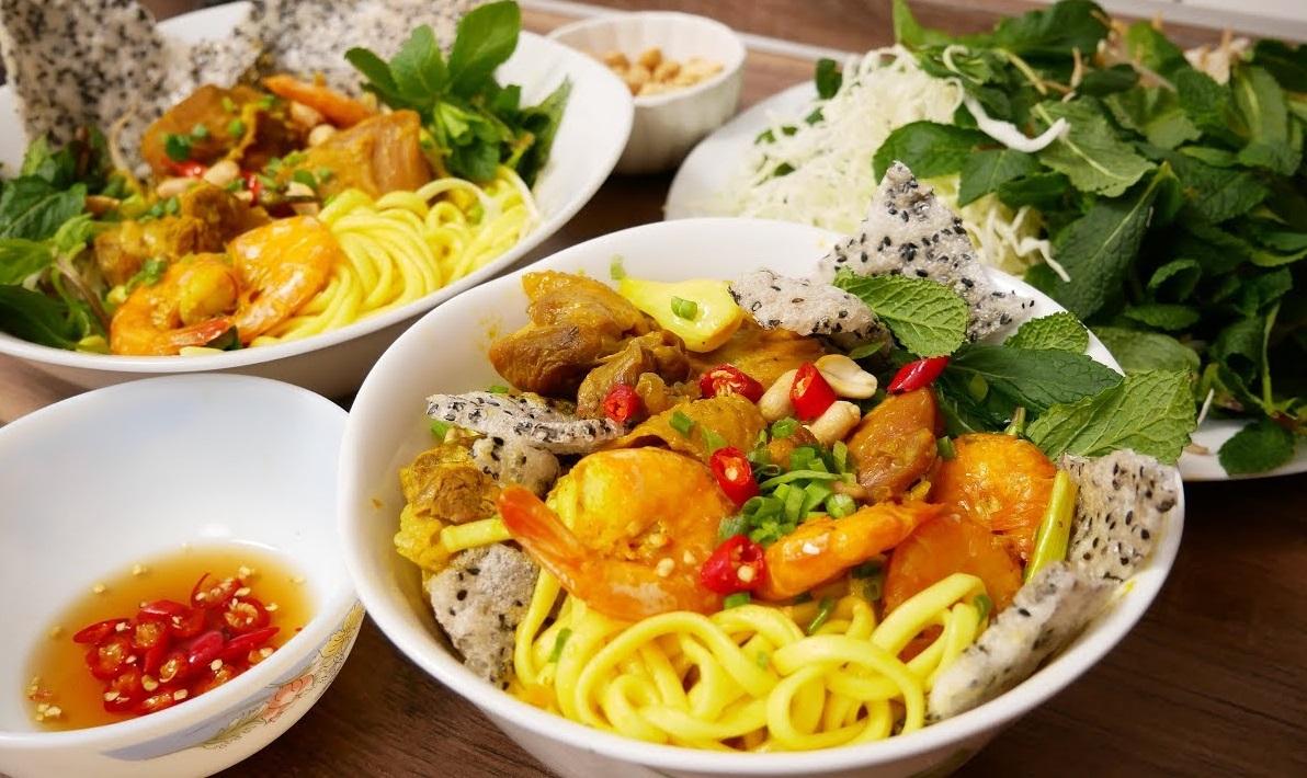 Mì Quảng - Món đặc sản đất Quảng Nam
